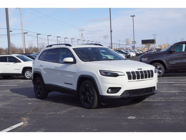 New 2019 Jeep Cherokee ALTITUDE FWD Sport Utility in Muskogee