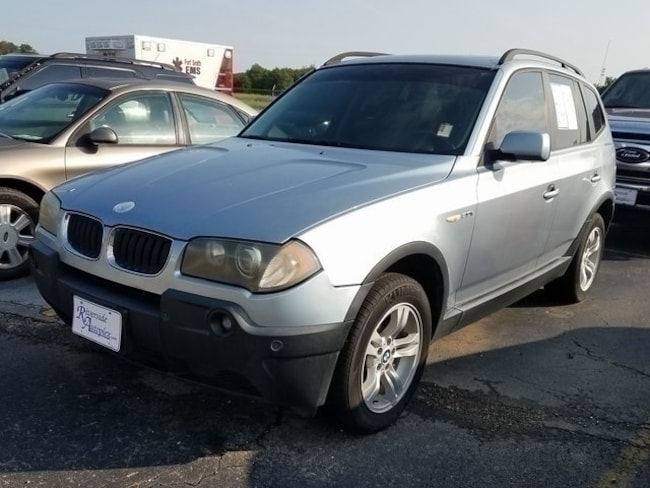 Used 2005 BMW X3 3.0i SUV in Muskogee