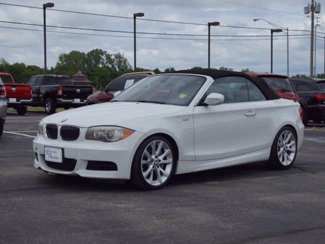 Used 2012 BMW 1 Series 135i Convertible in Muskogee