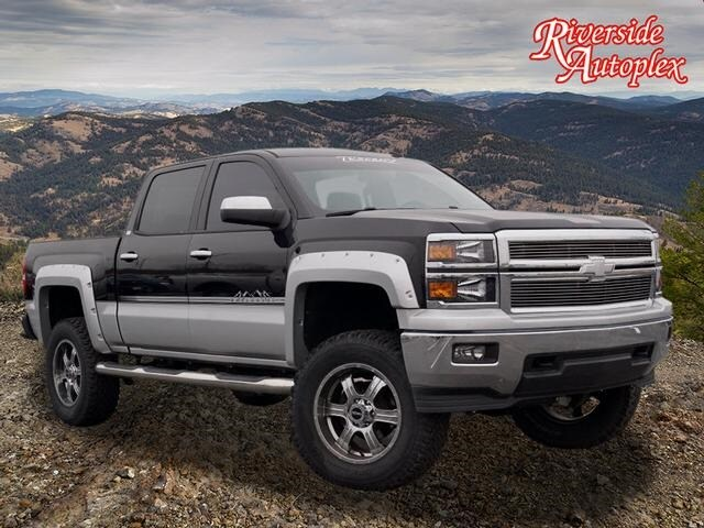 2014 Chevrolet Silverado 1500 LT Truck