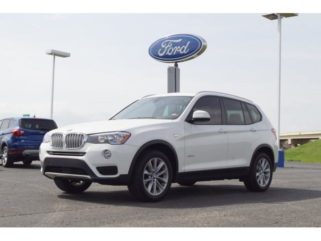 Used 2017 BMW X3 Sdrive28i SUV in Muskogee
