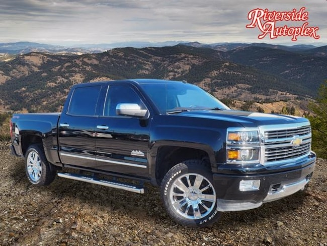Used 2014 Chevrolet Silverado 1500 High Country Truck in Muskogee