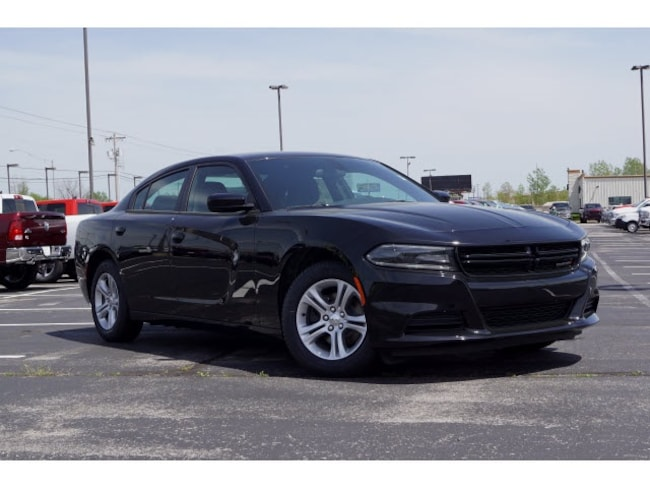 New 2019 Dodge Charger SXT RWD Sedan in Muskogee