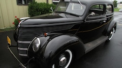 1938 Ford 2 Door Sedan 2 Door HT