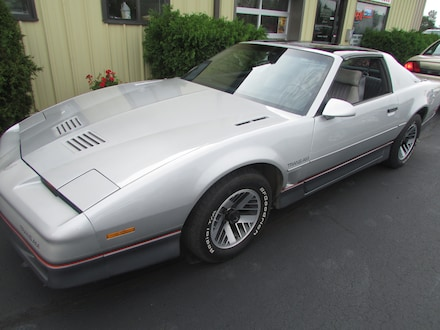 1986 Pontiac Firebird Trans Am 2 Door HT
