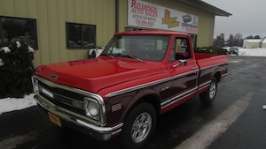 1970 Chevrolet C1500 C-10 Short Box