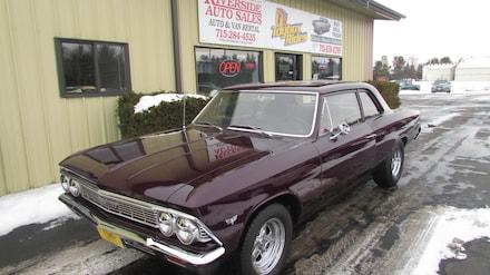 1966 Chevrolet Chevelle 300 2 Door Post