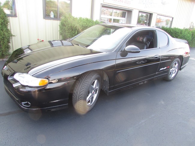 2004 Chevrolet Monte Carlo Supercharged SS Coupe