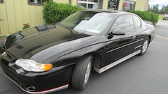 2002 Chevrolet Monte Carlo SS Dale Earnhart #3 Coupe