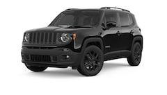 New 2018 Jeep Renegade ALTITUDE 4X4 Sport Utility near Escanaba, MI