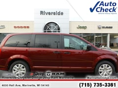New 2019 Dodge Grand Caravan SE Passenger Van 13112 near Escanaba, MI
