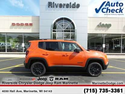 Riverside Auto Sales >> New 2019 Jeep Renegade For Sale At Riverside Auto Sales Inc
