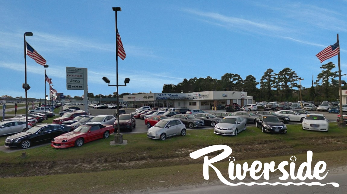 Riverside CJDR Dealership