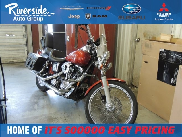 Used 1999 Harley-Davidson Motorcycle For Sale in New Bern, NC