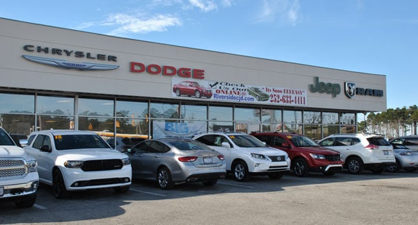 Riverside Chrysler Jeep Dodge Ram FIAT Your New Bern, Greenville,  Jacksonville U0026 Havelock Dealership