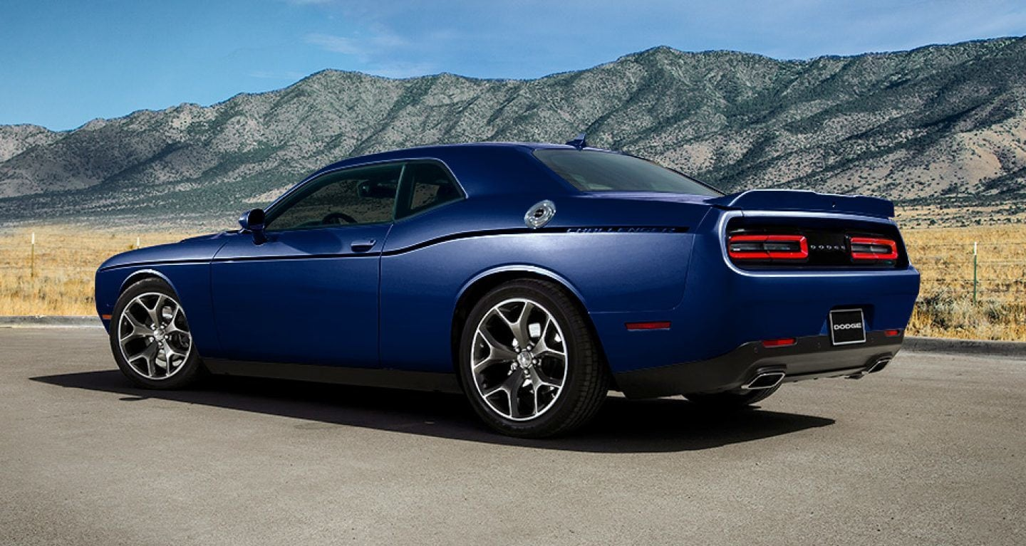2017 Blue Dodge Charger