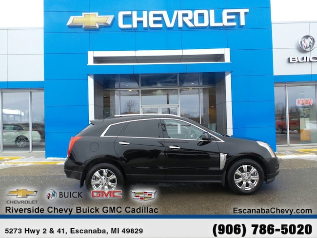 Used 2015 Cadillac Srx For Sale At Riverside Nissan Of