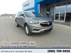 New 2019 Buick Enclave Essence SUV near Escanaba, MI
