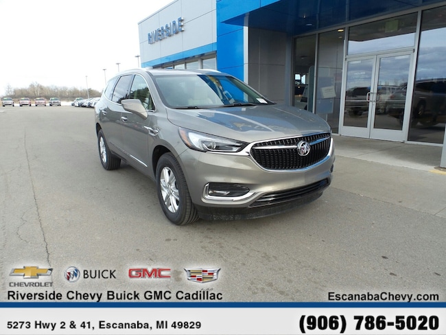 New  2019 Buick Enclave Essence SUV  for Sale in Escanaba MI