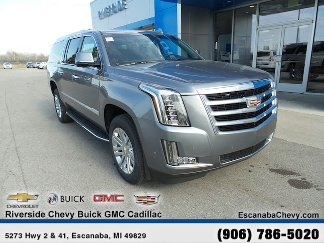 New  2019 CADILLAC Escalade ESV Base SUV  for Sale in Escanaba MI