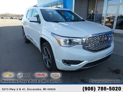 New 2019 GMC Acadia Denali SUV 13647 near Escanaba, MI