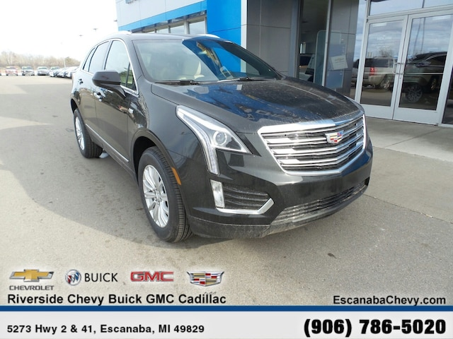 New 2019 Cadillac Xt5 For Sale At Riverside Chevrolet Buick Gmc
