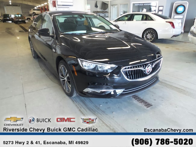 New  2019 Buick Regal Sportback Preferred II Hatchback  for Sale in Escanaba MI