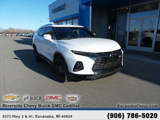 New 2019 Chevrolet Blazer RS SUV near Escanaba, MI