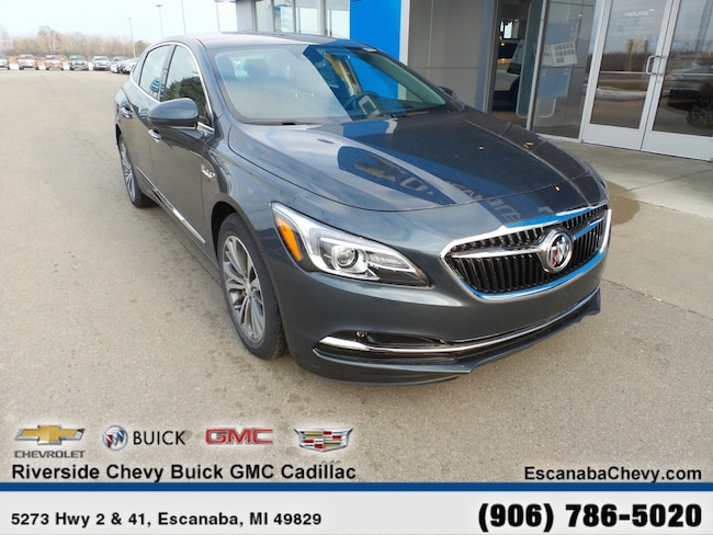 New  2019 Buick LaCrosse Premium Sedan  for Sale in Escanaba MI