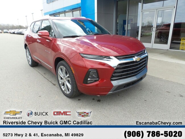 New  2019 Chevrolet Blazer Premier SUV  for Sale in Escanaba MI