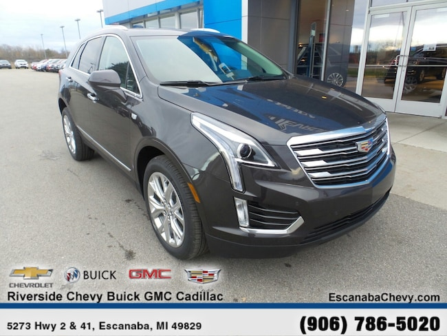 New  2019 CADILLAC XT5 Luxury SUV  for Sale in Escanaba MI