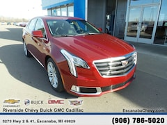 New 2018 CADILLAC XTS Luxury Sedan 13246 near Escanaba, MI