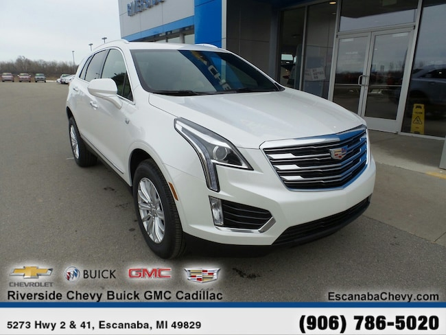 New  2019 CADILLAC XT5 Base SUV  for Sale in Escanaba MI