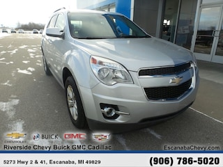 Certified Pre-Owned 2013 Chevrolet Equinox 2LT SUV 2GNALPEK3D6119003 for Sale in Escanaba, MI
