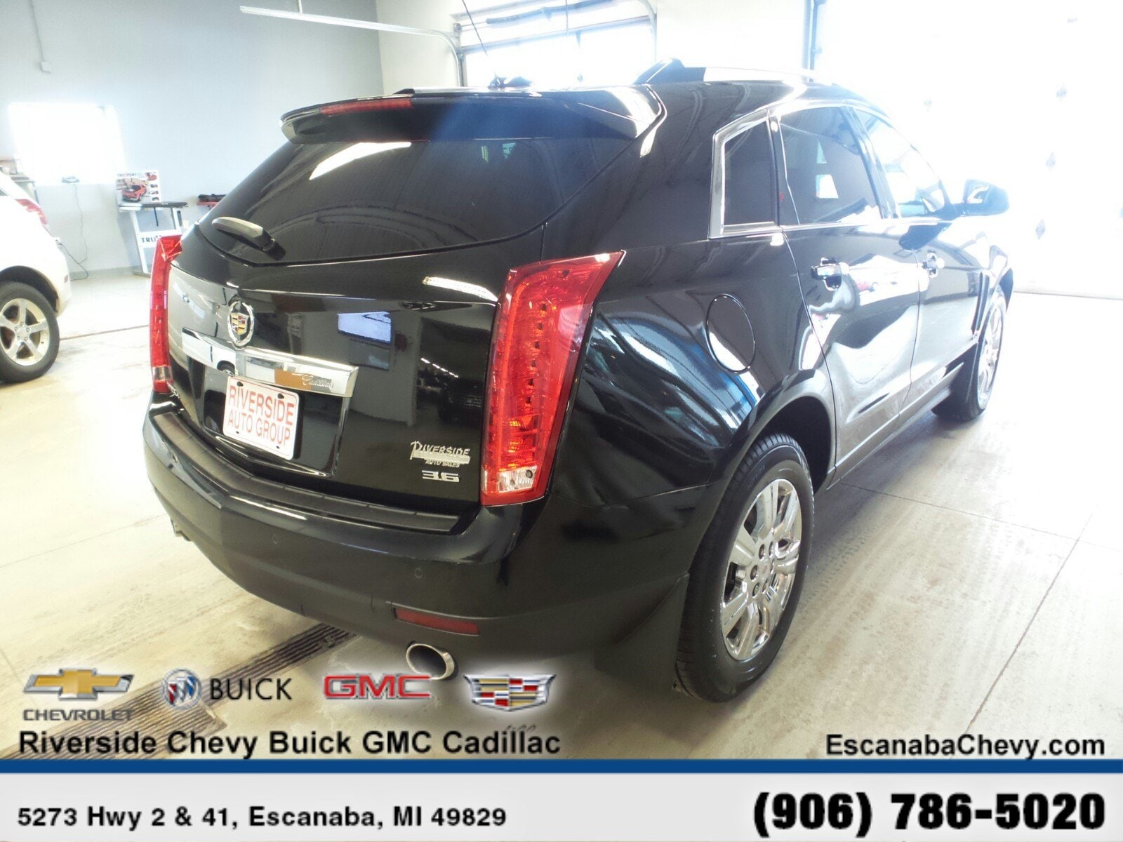 Used 2015 CADILLAC SRX Luxury Collection For Sale | <br>Iron
