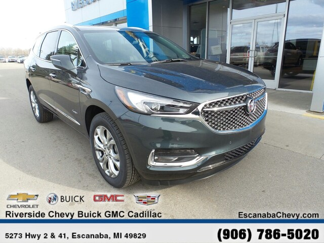 Riverside Auto Escanaba >> New Inventory Riverside Chevrolet Buick Gmc Cadillac