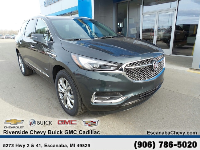 New  2019 Buick Enclave Avenir SUV  for Sale in Escanaba MI