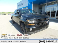 New 2019 Chevrolet Silverado 1500 LD LT Truck Double Cab 2GCVKPEC6K1194780 near Escanaba, MI