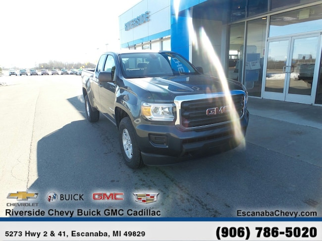 New  2019 GMC Canyon Base Truck Extended Cab  for Sale in Escanaba MI
