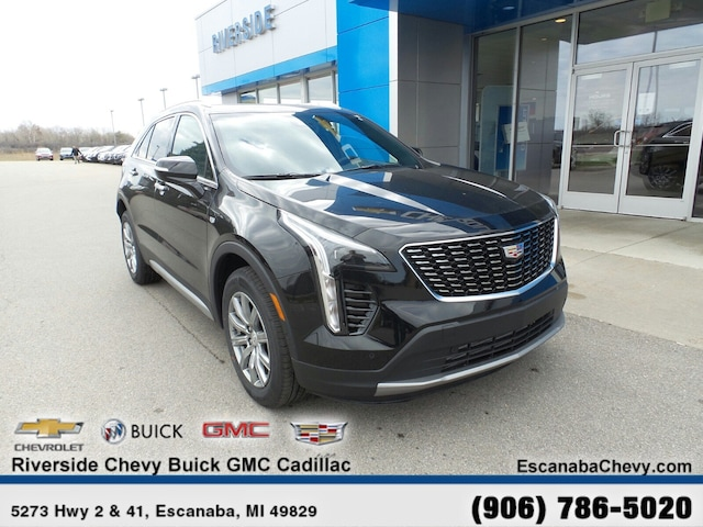 New 2019 Cadillac Xt4 For Sale At Riverside Chevrolet Buick Gmc