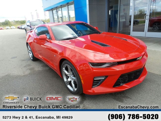 New  2017 Chevrolet Camaro 2SS Coupe  for Sale in Escanaba MI