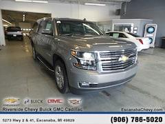 New 2019 Chevrolet Suburban Premier SUV 1GNSKJKC3KR229472 near Escanaba, MI