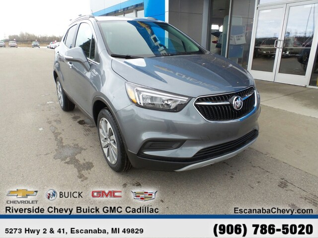 New 2019 Buick Encore For Sale At Riverside Chevrolet Buick Gmc