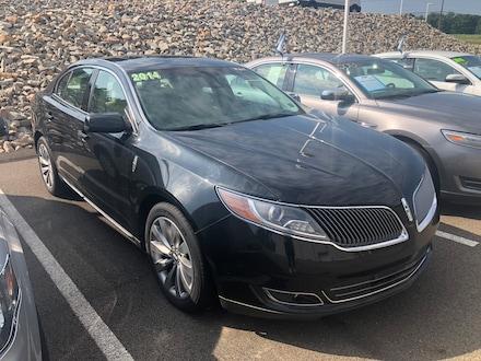 2014 Lincoln MKS Sedan