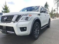 2018 Nissan Armada Platinum Reserve SUV