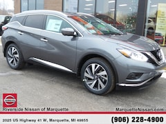 New 2018 Nissan Murano Platinum SUV 18151 near Escanaba, MI