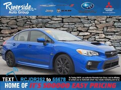 Used 2018 Subaru WRX Base Sedan for sale in New Bern, NC at Riverside Subaru