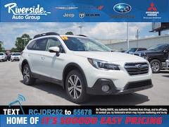 Certified 2019 Subaru Outback 2.5i SUV 4S4BSANC2K3251854 for sale in New Bern, NC at Riverside Subaru