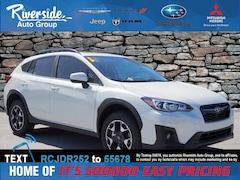 Certified 2019 Subaru Crosstrek 2.0i Premium SUV JF2GTAEC2K8228196 for sale in New Bern, NC at Riverside Subaru