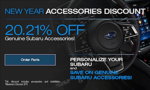 New Year Accessories Discount - January